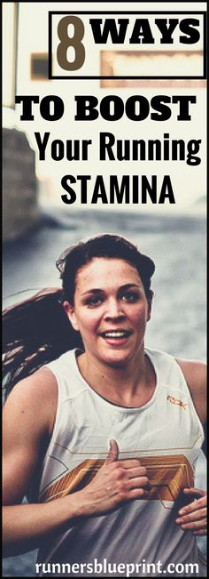 """When I started running and like any other new runner, I didn't have much stamina to show for. In fact, I gave up on running—on numerous occasions—because within a few minutes into my run, my legs were on fire and I was about to drop dead from breathing so hard and fast. That's why I believe that one of the biggest obstacles beginners runners face is a """"weak"""" stamina. http://www.runnersblueprint.com/ways-to-boost-your-running-stamina-endurance/"""