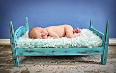 Distressing furniture photoprops | Morgan Kervin Photography