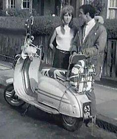 Français, homme, 48 ans, Scooter scooter girls fan of Lambretta