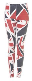 Feeling a bit patriotic? Roll up in these bad boys!