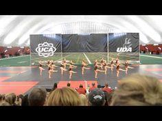 University of Minnesota Dance Team Home Routine 2013