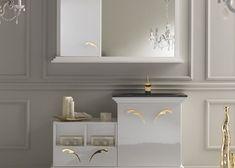 luks banyo dolap modelleri Bathroom Lighting, Mirror, Furniture, Home Decor, Bathroom Light Fittings, Bathroom Vanity Lighting, Decoration Home, Room Decor, Mirrors