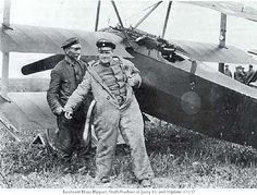 Dr1 471/17 with Leutnant Hans Martin Pippart (14 May 1888 - 11 August 1918) Iron Cross, who was a pioneer aircraft manufacturer and early pilot. As a World War I fighter ace he was credited with 22 victories. Pippart ended his career as a balloon buster on 11 August 1918. He shot down a balloon, but was hit by anti-aircraft fire and found he had to abandon his airplane at an altitude of 150 feet. His parachute failed to open.