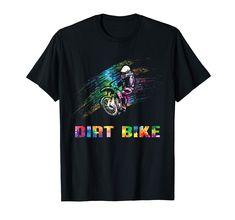 Autism Awareness dirt bike t shirts for men