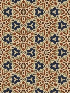 Spanish Tile Designs | spanish tile: would ADORE this as a backsplash!