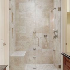 New Bathroom Shower Tub Remodel Small Spaces Ideas Master Bathroom Shower, Shower Tub, Bathroom Ideas, Shower Ideas, Bathroom Showers, Bathroom Small, Bathroom Vanities, Bathroom Heater, Clean Shower
