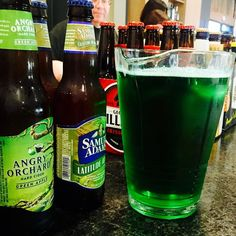 Happy St. Patty's Day! #beerporn