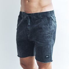 The Mason shorts are made from stretch twill to give a denim look but allow flexibility. Drawstring waist makes them perfect for everyday use. They won't last for long, get em while we got em.  Black Wash Drawstring waistband   Double pocket at the back Stretch Twill  Cool wash, hang dry  Model wears size XL / 36 inch waist Drawstring Waist, Flexibility, Label, Pocket, Shorts, Denim, How To Wear, Collection, Black