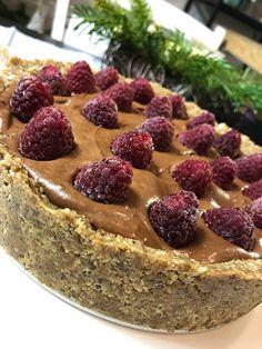 ŚWIĄTECZNE DESPACITO czyli ciasto orzechowo – czekoladowe – Vegenerat Biegowy