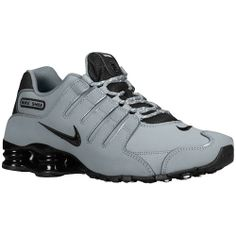 c59d95cc15e Nike Shox NZ - Men s - Running - Shoes - Cool Grey Geyser Grey