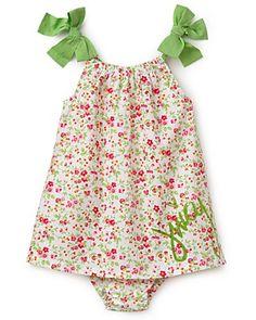Juicy Couture Printed Poplin Floral Dress