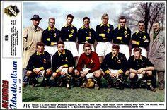 EQUIPOS DE FÚTBOL: AIK FOTBOLL en la temporada 1957
