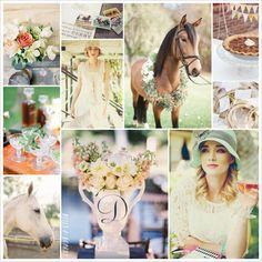 Kentucky derby wedding // bells & boards  #inspiration