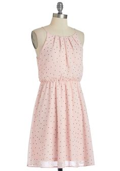Lots of Dots Dress   Mod Retro Vintage Dresses   ModCloth.com
