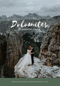 A Dolomites elopement guide written by Wild Connections Photography for couples getting married in Italy Snow Wedding, Elope Wedding, Italy Wedding, Destination Wedding, Wedding Venues, Dream Wedding, Best Wedding Planner, Wedding Planning, Wedding Ideas