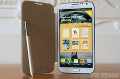Samsung Galaxy Note II review / The Verge