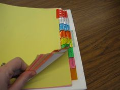 """Parent Communication: Tip from the teacher - """"I always keep record anytime I send a postcard. I actually keep record of any behavioral problems AND successes that I have in my classroom. I keep them in a binder that has tabs with each student's name on it. I keep this sheet in their tab, along with an informational sheet (parents contact info, student allergy info, etc)."""