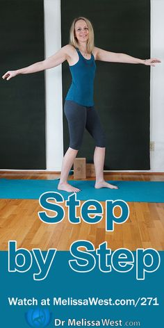 Yoga for Beginners | Beginner Yoga Easy to Follow 1 hour | Yoga with Dr. Melissa West 272 This is a one hour yoga for beginners class. In this beginner yoga class I will show you step by step how to do beginning yoga poses.