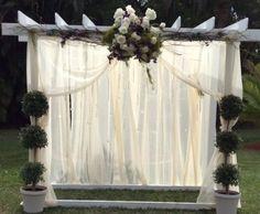 wedding arbor decorations   100 Wedding Ceremony Arbor For Pick Up 80% Off  Tradesy Weddings