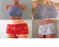Crochet Halter Top Pattern Halter Top Pattern by LOVEKNITCROCHET