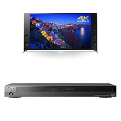 [2015] Cyber Monday Deals Sony XBR65X930C 65-Inch 4K Ultra HD TV with BDPS7200 Blu-ray Player Cyber Monday Sales