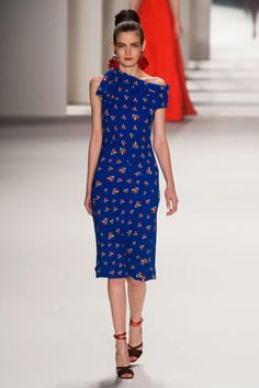 NYFW Fall 2014: Carolina Herrera