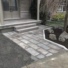 Action Home Services is an experienced flagstone contractor in Toronto & the GTA. We provide flagstone design & installation, pool coping, and flagstone repair. Flagstone Walkway, Stone Walkways, Driveway Sealing, Pool Coping, Walking Paths, Richmond Hill, Pool Landscaping, Natural Stones, Sidewalk