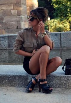 24 Summer Fashion Trends ‹ ALL FOR FASHION DESIGN HEr ShoEs!!!