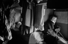 Jimmy Armstrong, 'The Dwarf'. Palisades, New Jersey, USA. 1958. © Bruce Davidson / Magnum Photos