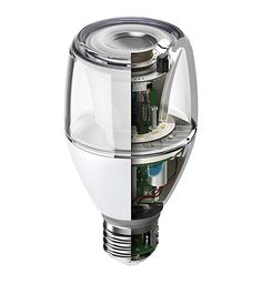 LED Light Bulb Speaker from Sony