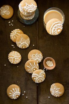 Cookies are my favorite thing about the holidays. I love to bake them and share them with friends and family. This year I almost didn't get around to the holiday baking though. Since we spend Thanksgiving and the two following weeks in India, it didn't even feel like the holidays to me. When we finally …