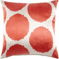 John Robshaw Puffer Moon 20x20 Pillow