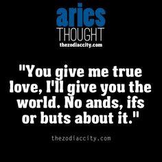 Aries Zodiac Sign Quotes. QuotesGram