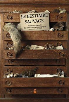 Le bestiaire sauvage : Histoires et légendes des animaux de nos campagnes de Bernard Bertrand http://www.amazon.fr/dp/2915810095/ref=cm_sw_r_pi_dp_PqMowb0ZX1DEB