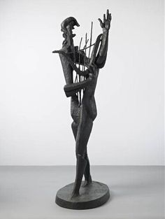 Ossip Zadkine - Orpheus - 1948