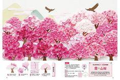 春を彩る桜の制作アイデア集【季節の制作】