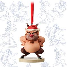 Hercules Phil Sketchbook Ornament Out Now