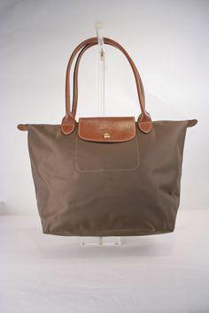 Longchamp Le Pliage Brown Tote $49