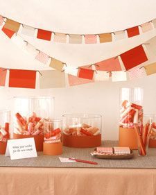 Origami Guest-Book Display | Step-by-Step | DIY Craft How To's and Instructions| Martha Stewart