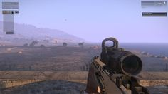 ARMA 3 Challenges: Shooter