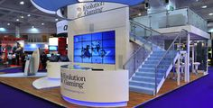 Ice London, Double Deck, Exhibition Display, Evolution, Gaming, Design, Mezzanine, Expo Stand, Videogames