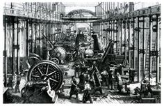 This site gave me a great link to a sweatshop simulation game! This really helped with my 7th graders as it connected modern day sweatshops to the plight of laborers during the Industrial Revolution. Great use of technology in the classroom too! http://usindustrialrevolution.weebly.com/factory-life.html