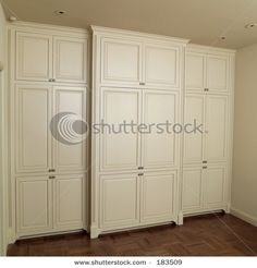 closet ideas maybe in the bathroom or do these doors for laundry room in our back room