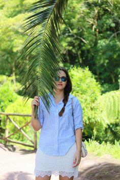 BOYFRIEND SHIRT | Style Check #fashion #summer