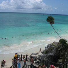 Tulum Ruins, Riviera Maya- Mexico