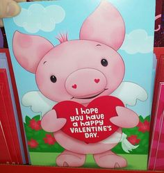 walmart valentine's day kid cards