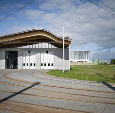 Centre De Maintenance De La Jallère - Picture gallery