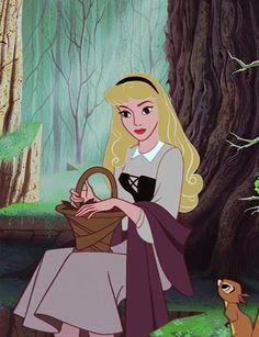 Princess Aurora. My favorite.