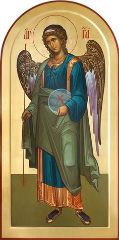 Whispers of an Immortalist: Icons of the Holy Angels 1