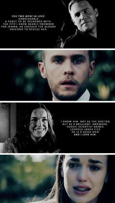 Marvel's Agents of S.H.I.E.L.D. FitzSimmons - The writers keep messing with my heart and I hate them. And yet I can't walk away from this show because it is so well written.